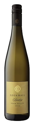 2010 Riesling Eden Hall