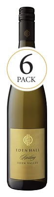 Eden Hall 2009 Riesling 6 Pack