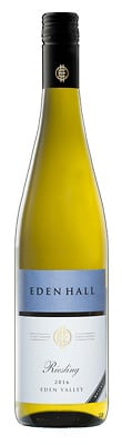 2016 Reserve Riesling Eden Hall - Eden Valley