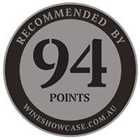 94 Points Wine Showcase